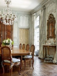 Amazing Dining Room Design Ideas With French Style 04