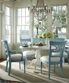 Amazing Dining Room Design Ideas With French Style 26