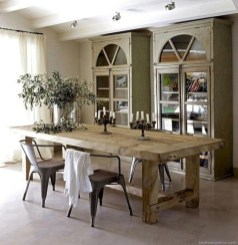 Amazing Dining Room Design Ideas With French Style 39