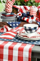 Awesome 4th Of July Home Decor Ideas On A Budget 03