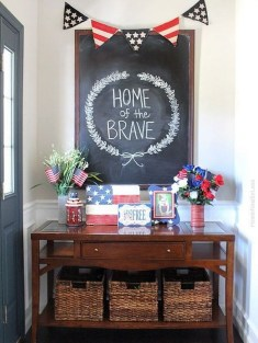 Awesome 4th Of July Home Decor Ideas On A Budget 23
