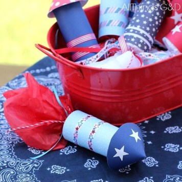 Awesome 4th Of July Home Decor Ideas On A Budget 35