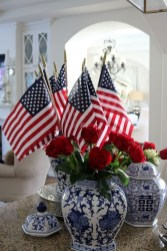 Awesome 4th Of July Home Decor Ideas On A Budget 38