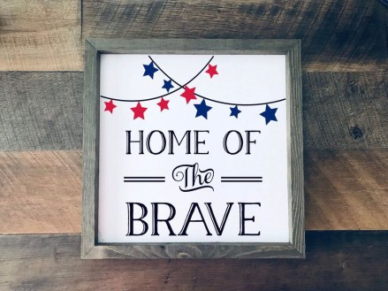 Awesome 4th Of July Home Decor Ideas On A Budget 43