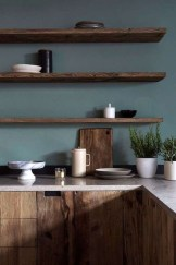 Contemporary Wooden Kitchen Cabinets For Home Inspiration 32