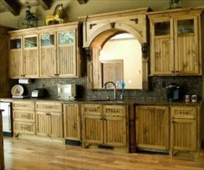 Contemporary Wooden Kitchen Cabinets For Home Inspiration 33
