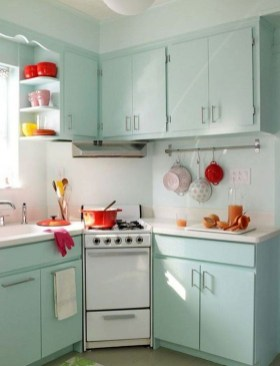 Cozy Small Kitchen Design Ideas On A Budget 45