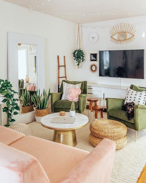 Creative Lighting Decor Ideas For Living Room Design 30