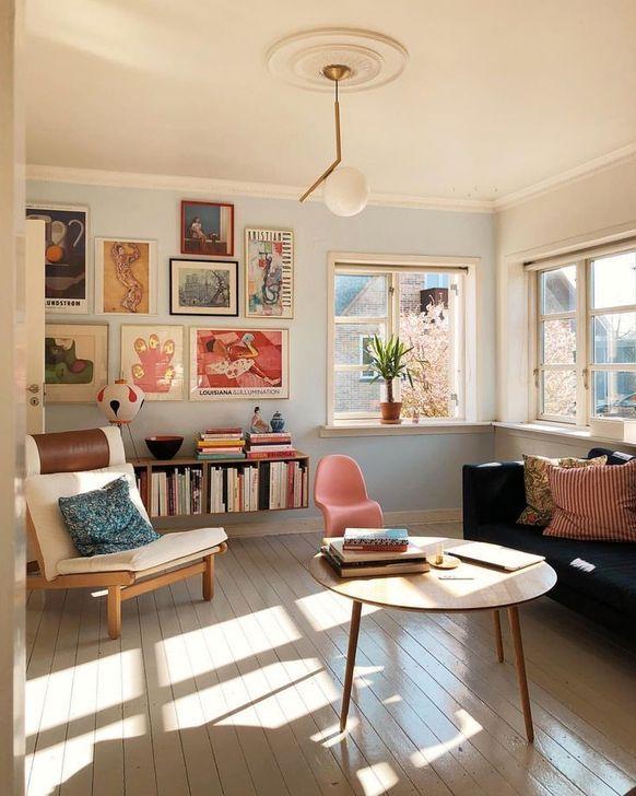 Creative Lighting Decor Ideas For Living Room Design 39