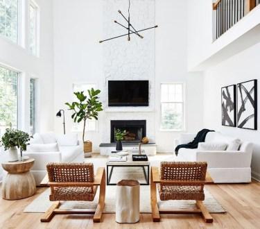 Creative Lighting Decor Ideas For Living Room Design 44
