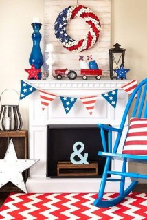 Easy And Cheap DIY 4th Of July Decoration Ideas 05