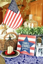 Easy And Cheap DIY 4th Of July Decoration Ideas 13