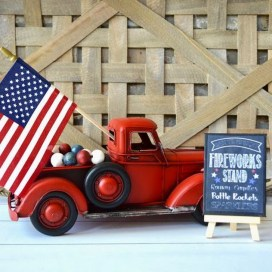 Easy And Cheap DIY 4th Of July Decoration Ideas 18