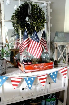 Easy And Cheap DIY 4th Of July Decoration Ideas 28