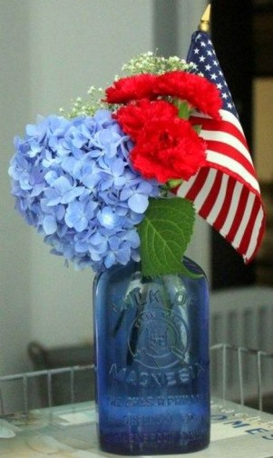 Easy And Cheap DIY 4th Of July Decoration Ideas 42