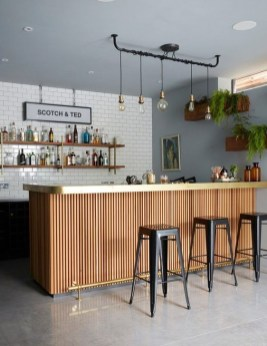 Fabulous Home Bar Designs You'll Go Crazy For 08