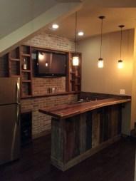 Fabulous Home Bar Designs You'll Go Crazy For 22