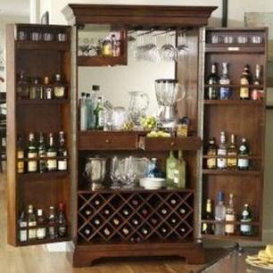 Fabulous Home Bar Designs You'll Go Crazy For 30