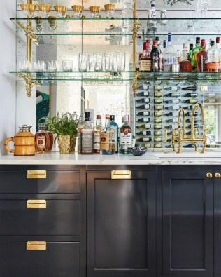 Fabulous Home Bar Designs You'll Go Crazy For 33