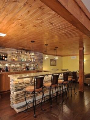 Fabulous Home Bar Designs You'll Go Crazy For 35