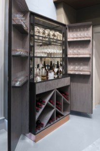 Fabulous Home Bar Designs You'll Go Crazy For 37