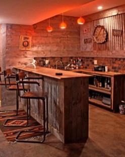 Fabulous Home Bar Designs You'll Go Crazy For 38