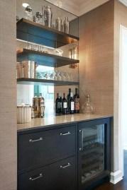 Fabulous Home Bar Designs You'll Go Crazy For 57