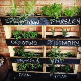 Genius DIY Projects Pallet For Garden Design Ideas 01