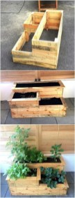 Genius DIY Projects Pallet For Garden Design Ideas 02