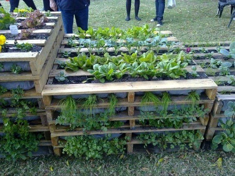 Genius DIY Projects Pallet For Garden Design Ideas 03