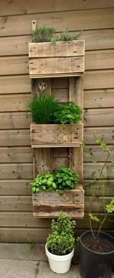 Genius DIY Projects Pallet For Garden Design Ideas 06