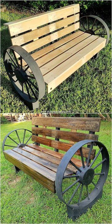 Genius DIY Projects Pallet For Garden Design Ideas 13