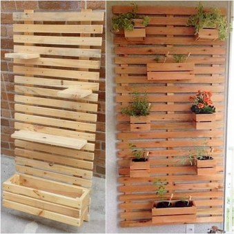 Genius DIY Projects Pallet For Garden Design Ideas 18