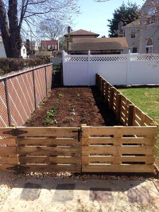 Genius DIY Projects Pallet For Garden Design Ideas 25