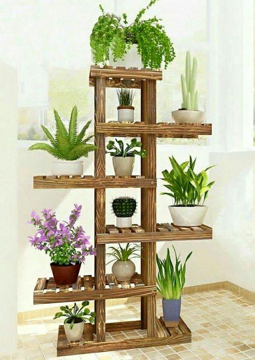 Genius DIY Projects Pallet For Garden Design Ideas 26