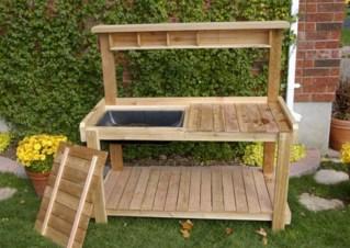 Genius DIY Projects Pallet For Garden Design Ideas 32