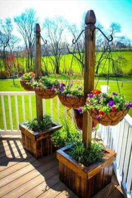 Genius DIY Projects Pallet For Garden Design Ideas 33