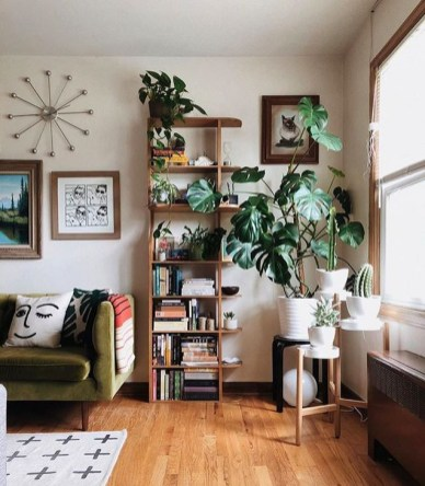 Impressive Small Living Room Ideas For Apartment 08