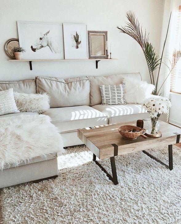 Impressive Small Living Room Ideas For Apartment 20