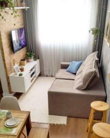 Impressive Small Living Room Ideas For Apartment 23