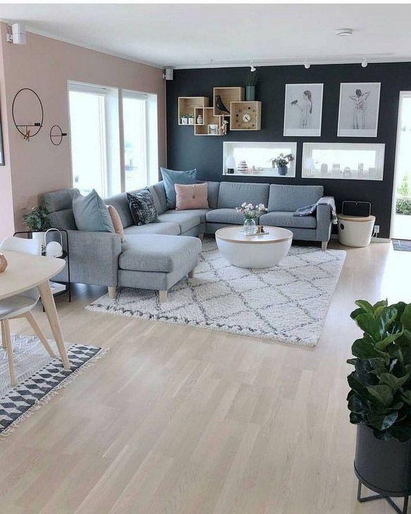 Impressive Small Living Room Ideas For Apartment 37