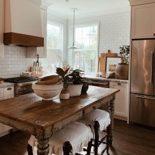 Inspiring Open Concept Kitchen You'll Totally Love 25