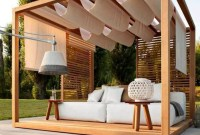 Magnificient Outdoor Lounge Ideas For Your Home 49
