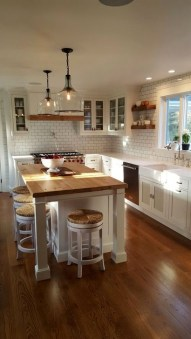 Marvelous Kitchen Island Ideas With Seating For Kitchen Design 03