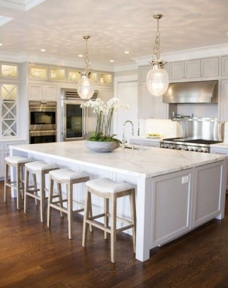 Marvelous Kitchen Island Ideas With Seating For Kitchen Design 08