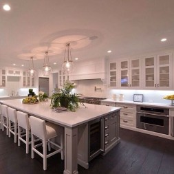 Marvelous Kitchen Island Ideas With Seating For Kitchen Design 42