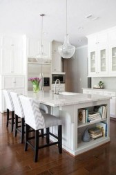 Marvelous Kitchen Island Ideas With Seating For Kitchen Design 46