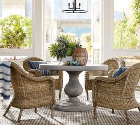 Modern Round Dining Table Design Ideas For Inspiration 01