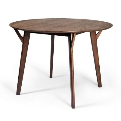 Modern Round Dining Table Design Ideas For Inspiration 19