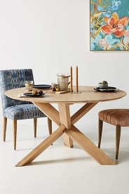 Modern Round Dining Table Design Ideas For Inspiration 23